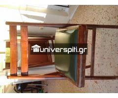 Σετ ξύλινες καρέκλες 6τεμαχίων