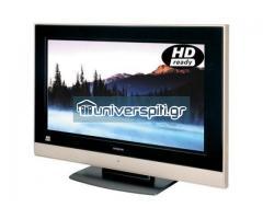 Ηitachi HD ready flat TV 43''
