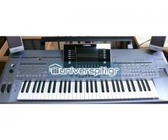 Yamaha Tyros5-61 Ψηφιακό πληκτρολόγιο σταθμών εργασίας Demoteil + Entertainer χρυσό πακέτο