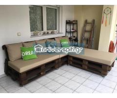 Καναπές Παλέτα