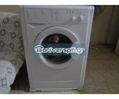 Πωληται πλυντηριο indezit 5 klg