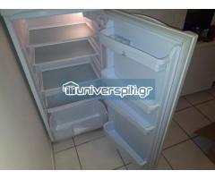 Ψυγείο Indesit Λευκό, δίπορτο, 140x55