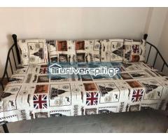Πωλείται κρεβάτι μονό - σκελετός με στρώμα