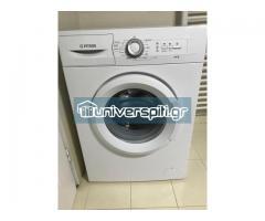 Πωλείται καινούργιο πλυντήριο  λόγω μετάθεσης στο εξωτερικό - ΕΥΚΑΙΡΙΑ!