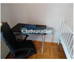 Φοιτητικό Γραφείο + Καρέκλα + Βιβλιοθήκη