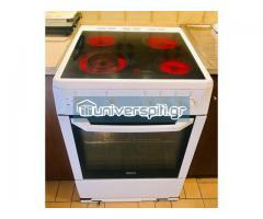 Ηλεκρική κουζίνα με κεραμικές εστίες ΒΕΚΟ 60χ60