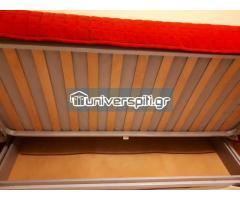 Καναπες κρεβάτι με αποθηκευτικό χώρο