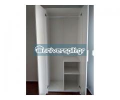 BRIMNES ντουλάπα με 2 πόρτες IKEA