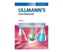 Πωλείται το βιβλίο Ullmann's Fine Chemicals