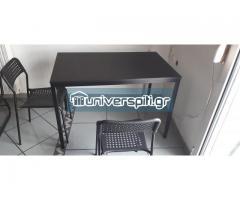 Γραφείο/τραπέζι + 2 καρέκλες